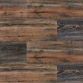 Piso Laminado Clicado Eucafloor Elegance Canyon Black Oak