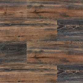 Piso Laminado Clicado Eucafloor New Elegance Canyon Black Oak