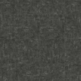 Piso Vinílico Auto Portante EspaçoFloor Losse Lay Square Dark Gray