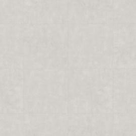 Piso Vinílico Colado EspaçoFloor Office Square Light Gray 3mm