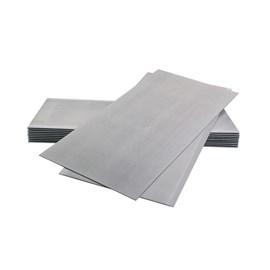 Placa Cimentícia para Steel Frame Brasilit 1200mm x 2400mm x 8mm