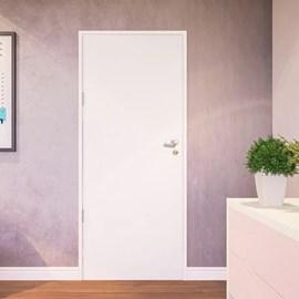 Porta Pronta para Drywall Eucatex Madeira M70 Direita 820mm x 2110mm x 35mm