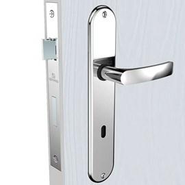 Porta Pronta para Drywall Eucatex Madeira M70 Esquerda 920mm x 2110mm x 35mm