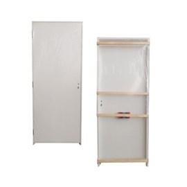 Porta Pronta para Drywall STM 95mm M70 Direita 0,82mm x 2110mm x 35mm
