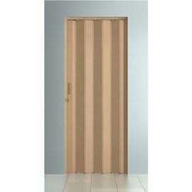 Porta Sanfonada BCF Bege 0,96cm x 210cm