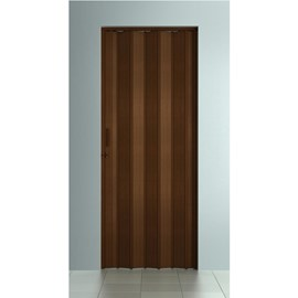 Porta sanfonada Bcf Imbuia 72cm x 2,10cm