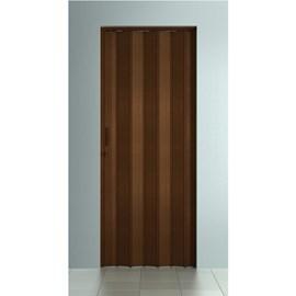 Porta sanfonada Bcf Imbuia 84cm x 2,10m