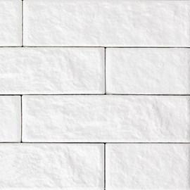 Revestimento de Parede Santa Luzia Ecobrick Branco 75mm x 270mm x 9mm
