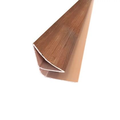 Roda forro moldura EspaçoForro Wall Angle Nature cedro 2,95m