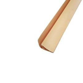 Roda Forro Moldura EspaçoForro Wall Angle Slim 2,95m