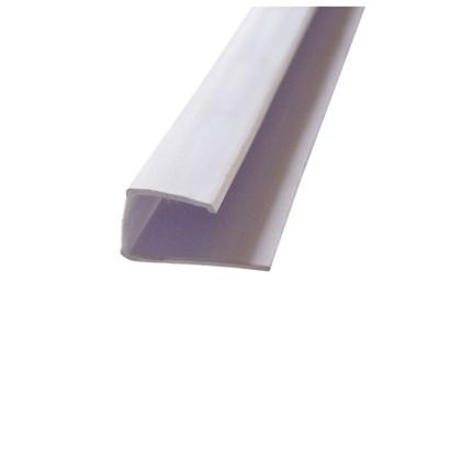 Roda forro Plasbil branco 3m