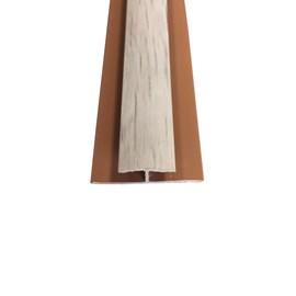 Roda Forro União H Espaço Forro Oak Crema 2,95m