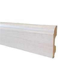 Rodapé de mdf Durafloor Clean Cerezo Carmel 8cm x 15mm x 2,1m