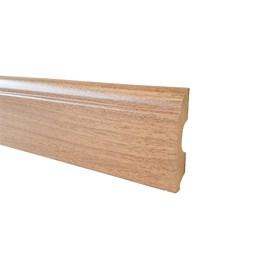 Rodapé de mdf Durafloor Clean Freijo Puro 8cm x 15mm x 2,1m