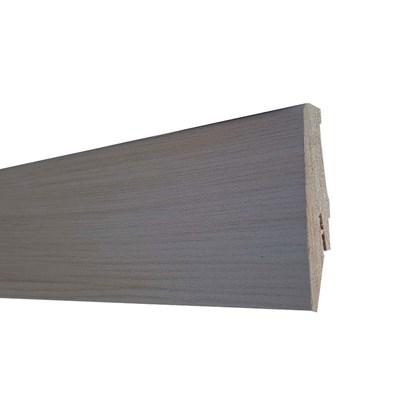 Rodapé de Mdf Espaçofloor Kaindl 37252 8cm 37252 Trondheim 80mm x 15mm x 2600mm