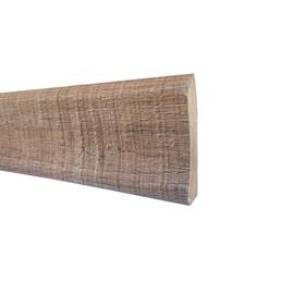 Rodapé de Mdf Eucafloor Estilo 7cm Cor 13 70mm x 15mm x 1,800mm
