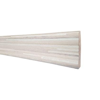 Rodapé de Mdf Eucafloor Estilo 7cm Cor 5 70mm x 15mm x 1,800mm