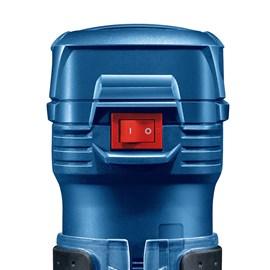 Tupia manual Bosch Gkf 550 220v 550w